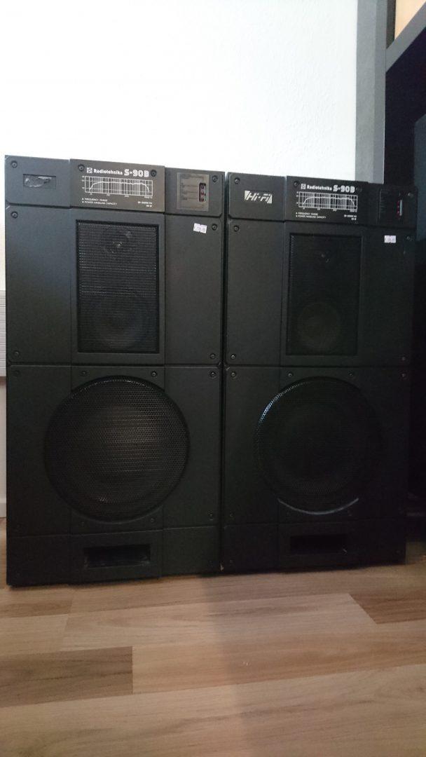 Radiotehnika Kaiuttimet