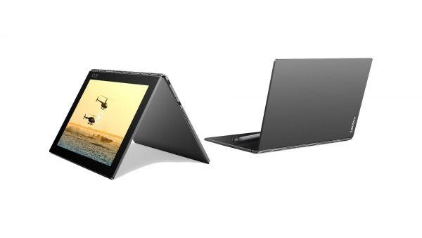 Lenovo Yoga Book YB1 X91L LTE Android Ansicht 1