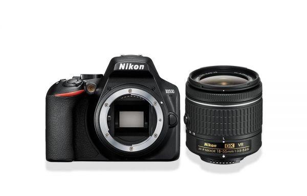 Nikon d3500 18 55