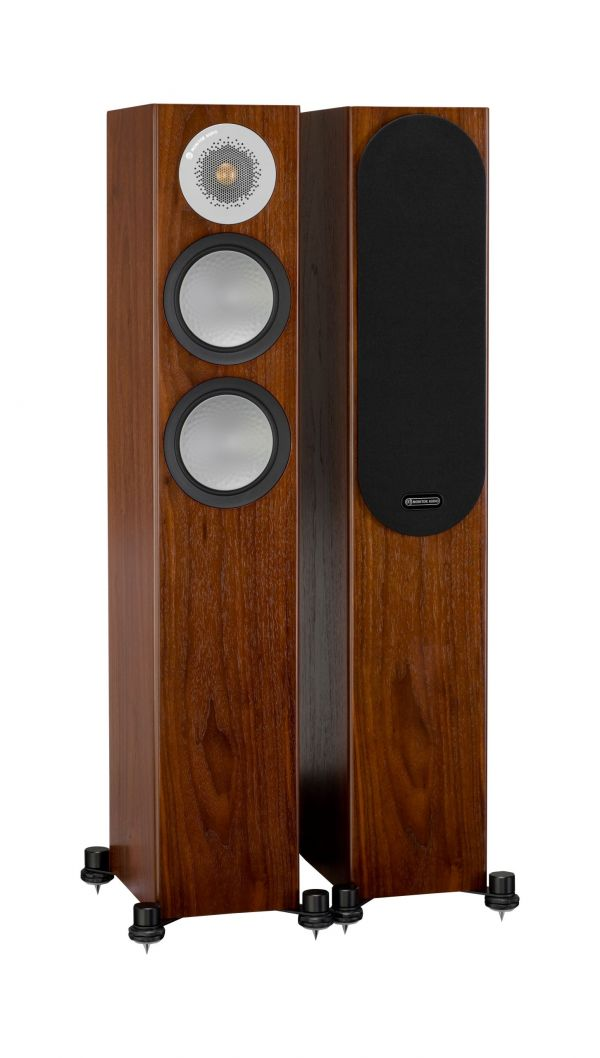 Monitor Audio Silver 200 Iso Walnut Pair 1Gr scaled