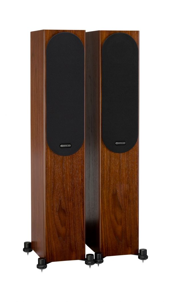 Monitor Audio Silver 200 Iso Walnut Pair 2Gr scaled