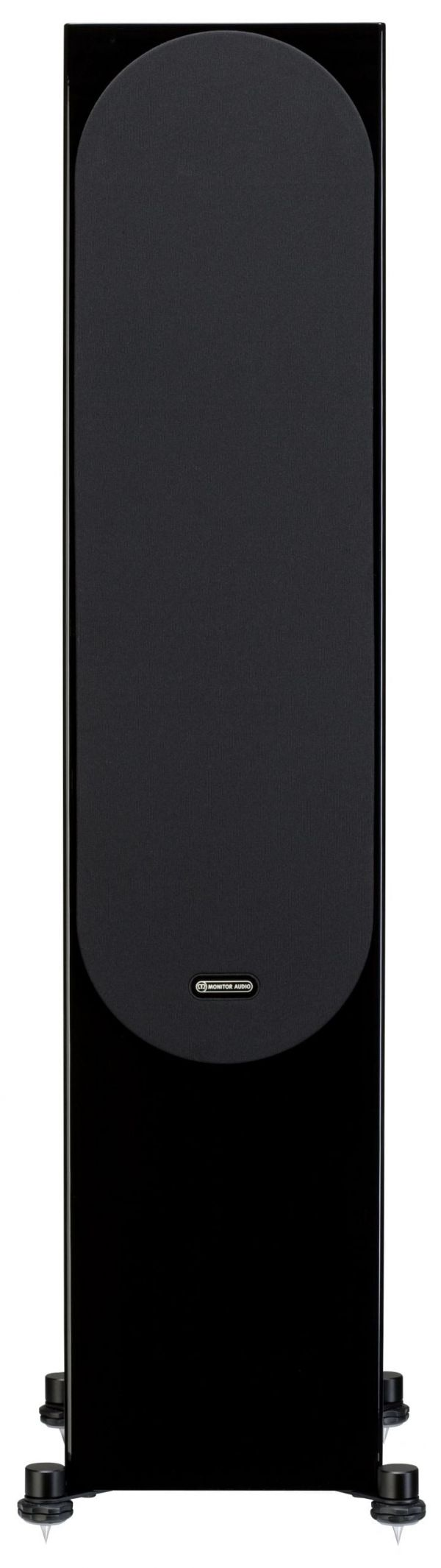 Monitor Audio Silver 500 Front Black Gloss Gr scaled