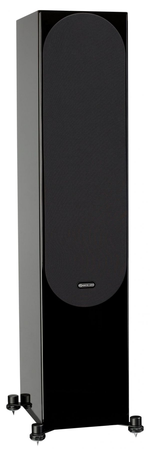 Monitor Audio Silver 500 Iso Black Gloss Gr scaled