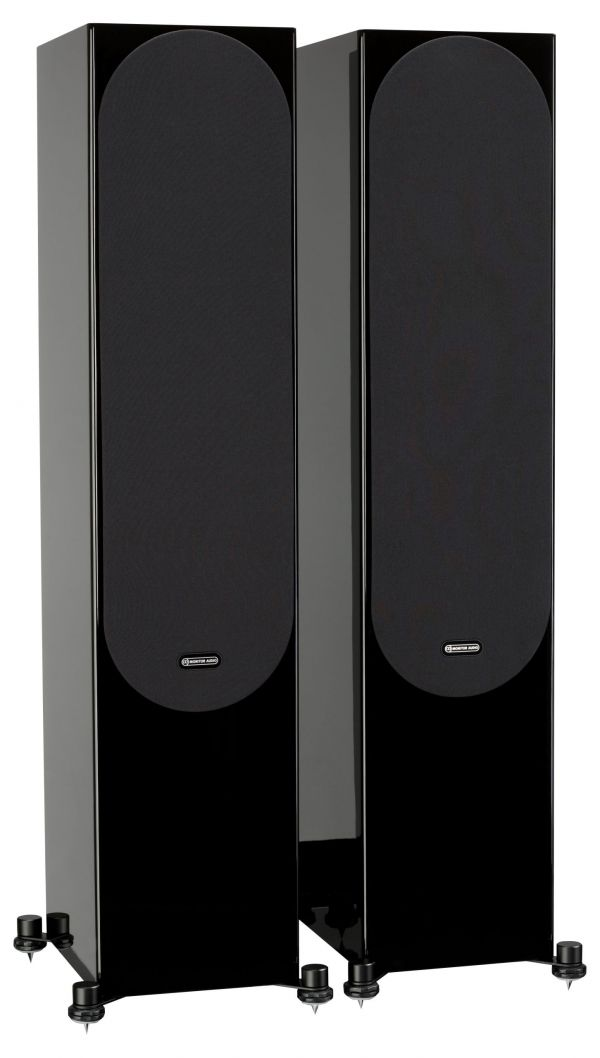 Monitor Audio Silver 500 Iso Black Pair 2Gr scaled