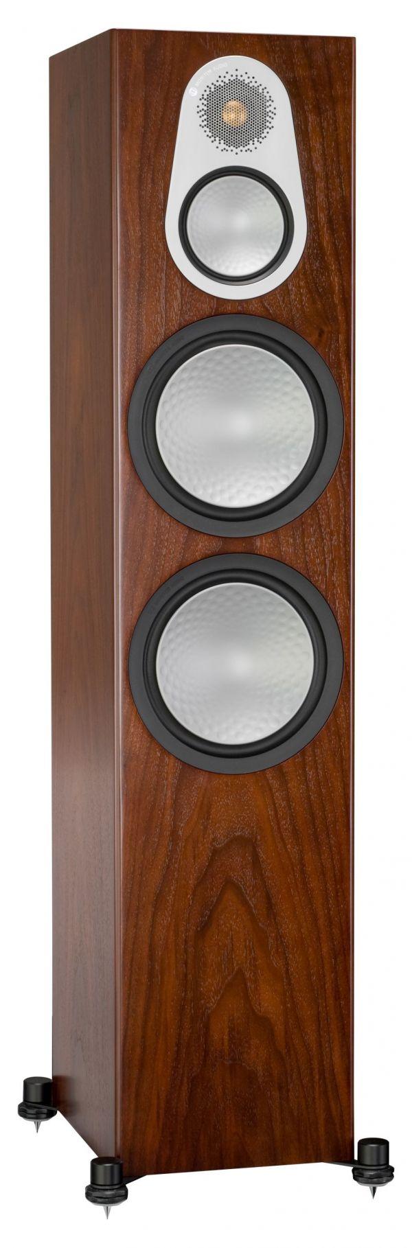 Monitor Audio Silver 500 Iso Walnut scaled
