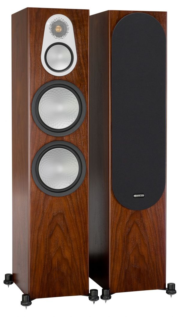 Monitor Audio Silver 500 Iso Walnut Pair 1Gr scaled
