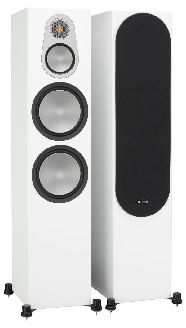 Monitor Audio Silver 500 Iso White Pair 1Gr scaled