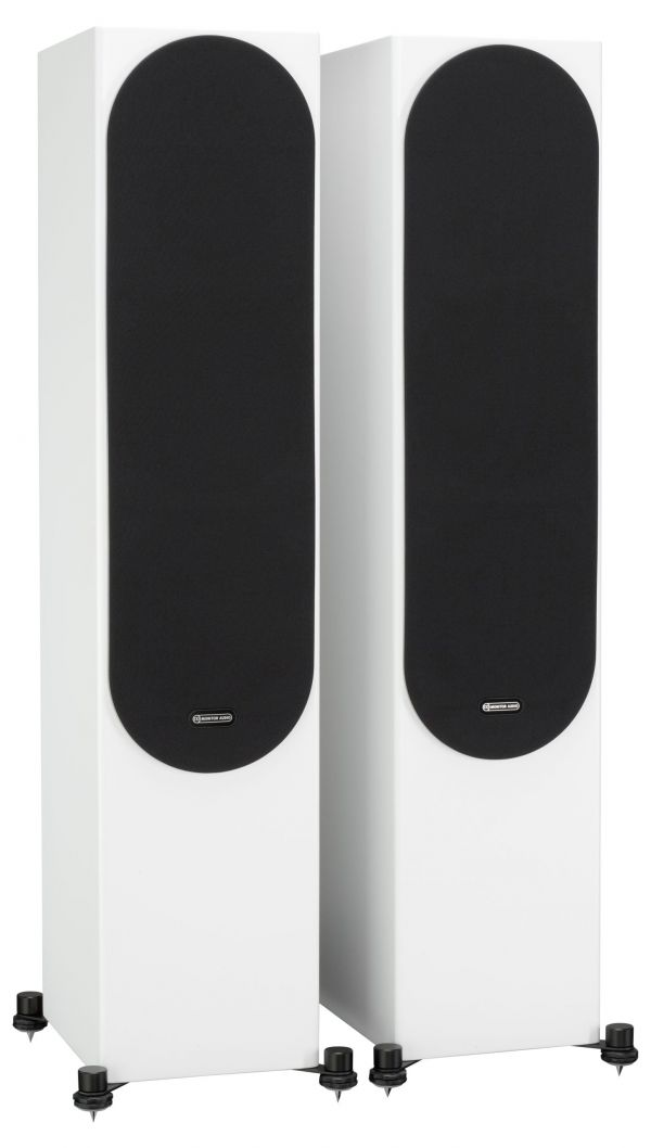 Monitor Audio Silver 500 Iso White Pair 2Gr scaled