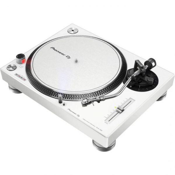 pioneer plx 500 w levysoitin valkoinen dj tai kotikayttoon2